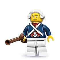 Lego Minifig De Serie 10 : Soldado Frances