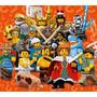 Lego Serie 15 Coleccion Completa Sobres Sellados Legobricksr