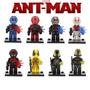 Figuras Compatibles Con Lego De Antman (hombre Hormiga)