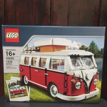 Lego Nueva, Volkswagen Vw Combi Mod. 10220 Autos Coleccion