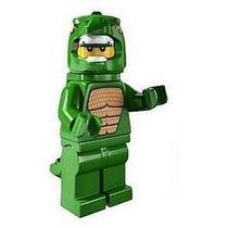 Lego 8805 Minifigure Serie 5 Botarga De Dinosaurio