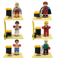 Figuras Compatibles Con Lego Del Juego Street Fighter