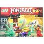 Lego Ninja Go Trampa Selvatica 70752
