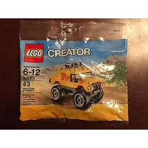 30283 Hummer Off Road Vehiculo Lego City Polybag