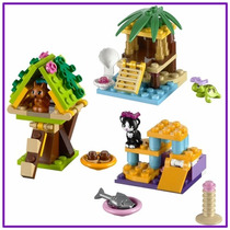Lego Friends 3 Pack Sets De Ardilla Tortuga Y Gato Juguete