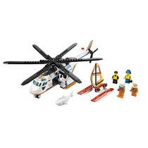 Guardia Costera De La Ciudad De Lego Helicopter (60013)