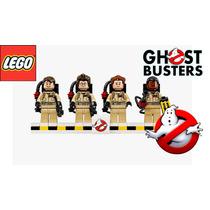 Lego Ghostbusters Minifiguras Originales Precio Por Cada Una