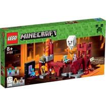 Lego Minecraft 21122 La Fortaleza Del Infierno!! Gzt