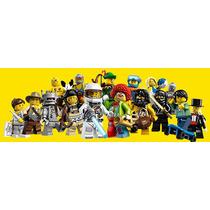 Coleccion Completa De 16 Minifiguras Exclusivas , Tipo Lego