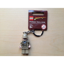 Llavero Professor James Jones Indiana Lego Ugo Envio Gratis