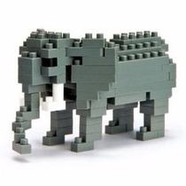 Nanoblocks - Animales Nbc-035 - Elefante Africano