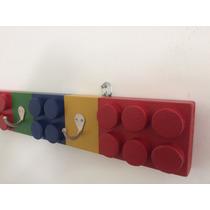 Percheros Para Niños En Forma De Legos