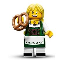 Lego 71002 Minifigures Serie 11 Pretzel Girl