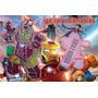 Dije Ironman Lego The Avengers Marvel Envió Igo Colecciona