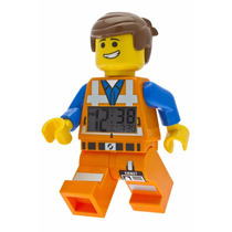 Lego Reloj Despertador Emmet