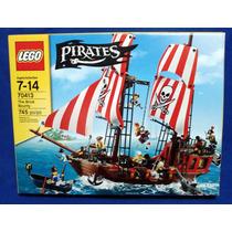 Lego The Brick Bounty Set # 70413 Barco Pirata Nuevo Sellado