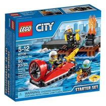 Lego 60106 City Set De Introducción Bomberos Envio Gratis