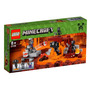 Lego Minecraft 21126 El Wither Confidential!!