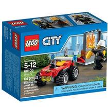 Lego 60105 City Todoterreno De Bomberos