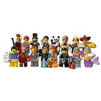 Coleccion De 16 Lego Minifiguras Lego Movie La Pelicula