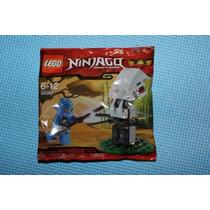 Lego Ninjago - Masters Of Spinjitzu - Ninja Azul #30082