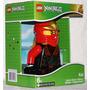 Lego Ninjago Reloj Despertador Kai!!