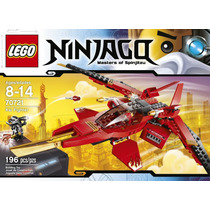 Tb Lego Ninjago 70721 Kai Fighter Toy