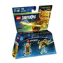 Lego Dimensions Ninjago Lloyd Y Dragon De Oro Blakhelmet Po