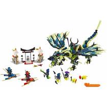 Lego - Ninjago 70736 - El Ataque Del Dragón De Morro