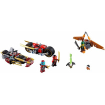 Lego - Ninjago 70600-persecución En La Moto Ninja