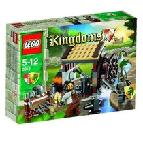 Ataque Lego Kingdoms Herrero 6918