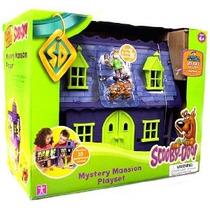 Misterio Scooby-doo Mansión Playset