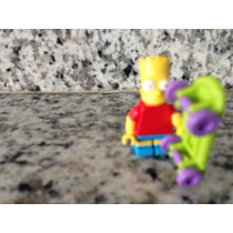 Minfigure The Simpsons 2 Lego Bart Simpson