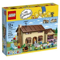 Lego Simpsons 71006 The Simpsons Casa