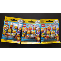 Sobre Minifiguras Lego The Simpsons Serie 2