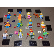 Lego Serie 2 De Los Simpsons , Sueltos , Precio Por Cada Uno