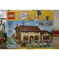 Lego Casa De Los Simpson Fg