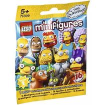 Lego 71009 Minifiguras The Simpsons Vendedor De Historietas