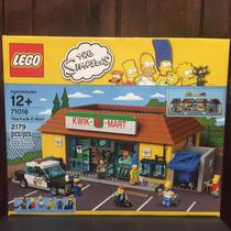 Lego The Simpsons Kwik E Mart 71016, 2179 Pcs.
