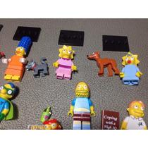 Lego Serie De Los Simpsons 2 , Sueltos , Precio Por Cada Uno