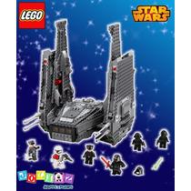 Lego 75104 Star Wars Kylo Ren S Command Shuttle
