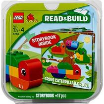 Lego 6758 Duplo Crece Oruguíta, Nuevo, Caja Cerrada