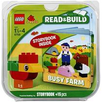 Lego 6759 Duplo Diversión En La Granja, Nuevo, Caja Cerrada