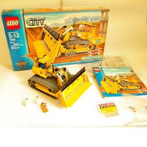 Lego City Construcción 7685 Dozerl Modelo 2010