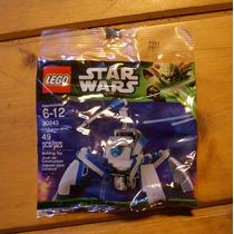 30243 Umbaran Mhc Lego Star Wars Polybag