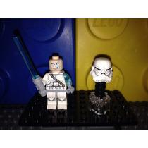 Lego Star Wars Minifigura - Jek 14 - 2014 De Coleccion