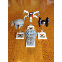 Lego Star Wars Celebration 7 Anaheim 2015 Set 4 Naves Mini