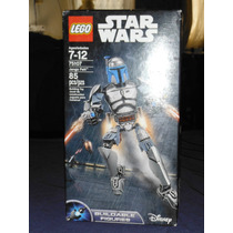 Lego Star Wars Jango Fett Armable