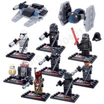 Star Wars Despertar De La Fuerza Compatible Lego, (2 Naves)