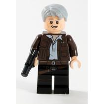 Minifigura Sy Lego Star Wars: Old Han Solo
